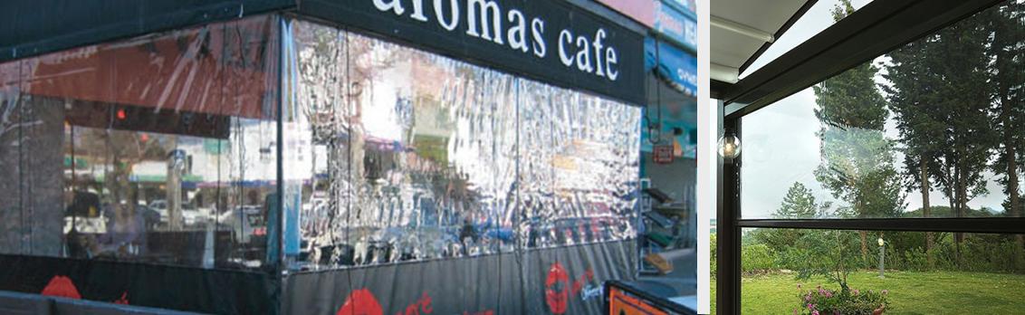 Café Blinds