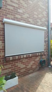 9000 Hooded Wire guided blind