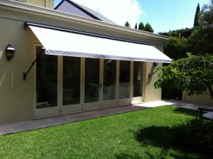 Federation Drop arm awning