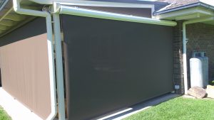 Aberdeen 9000 Hooded Wire guided blind