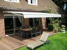 Maintain Retractable Awnings