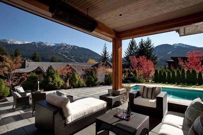 Luxury Outdoor Living
