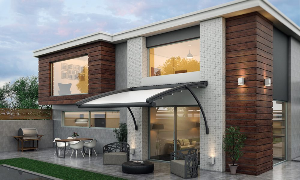 Arc Retractable Roof System 1