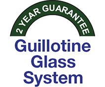Guillotine Glass Warranty